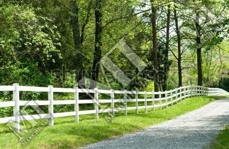 Заборчики для клумб и цветников  фото из дерева 155